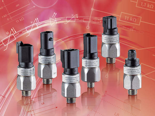 Pressure switches PLUS